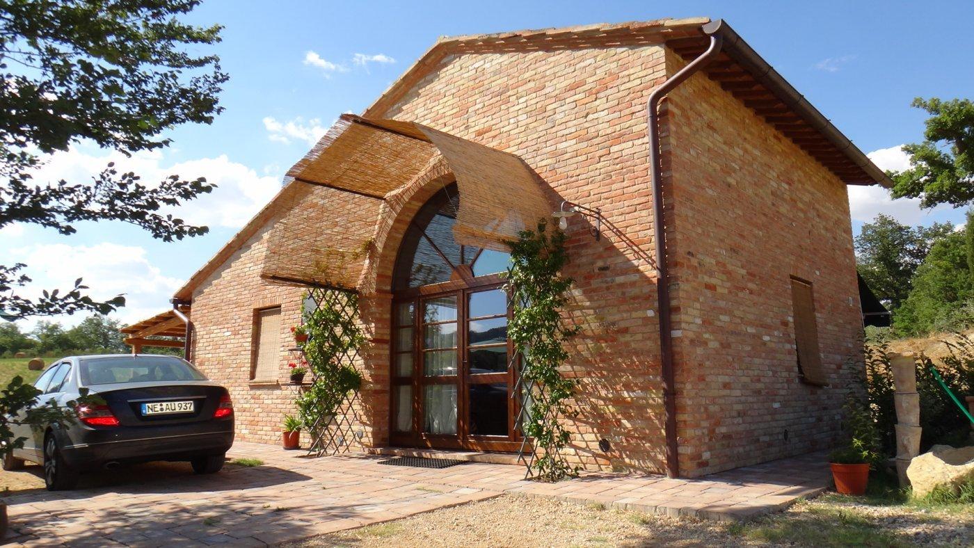 Villa Fonteleccino - Pauline&Olivier