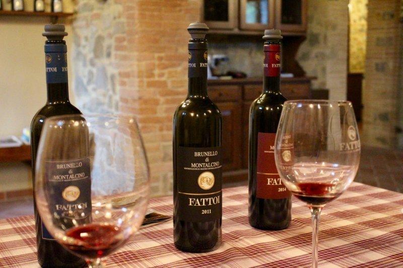 Vins Fattoi - Pauline&Olivier
