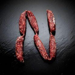 Saucissons de sanglier - Charcuterie italienne - Pauline&Olivier