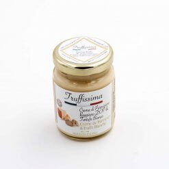 Crème de Parmesan à la Truffe Blanche - Truffissima