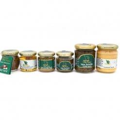 Gamme produits à la truffe - Villa Magna - Pauline&Olivier