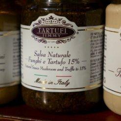 Sauce champignon à la truffe - Pauline&Olivier