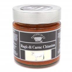 Sauce tomate et viande de boeuf de race Chianina - Pastificio - Pauline&Olivier