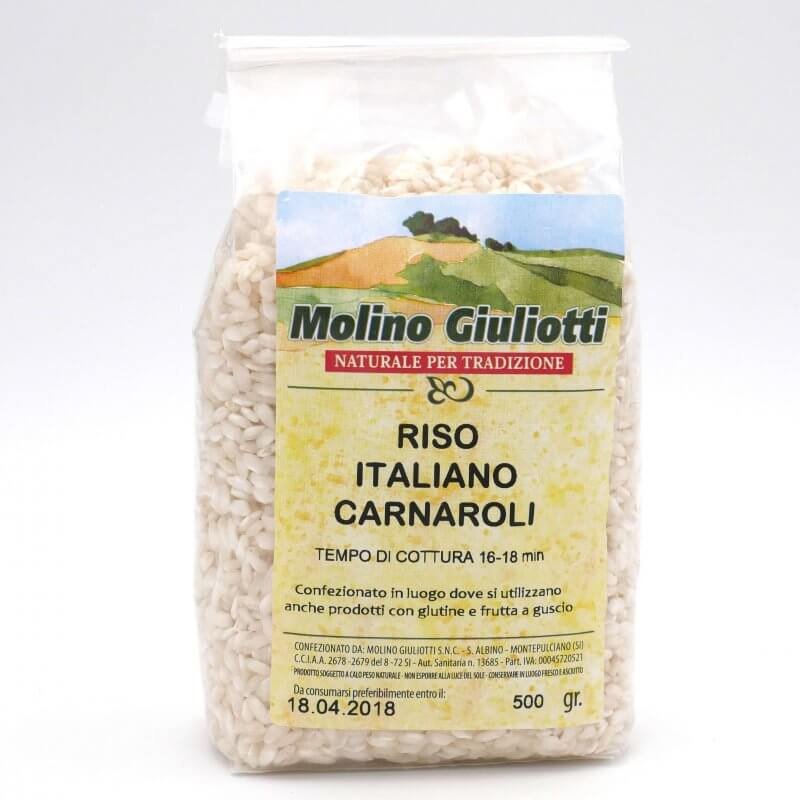 Riz Carnarolo - Pauline&Olivier