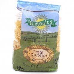 Pasta Toscana Bio Fusilli Super 85 - Pauline&Olivier