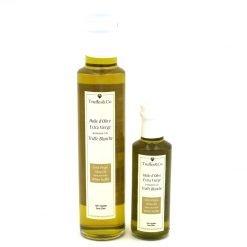 TC-HARB100&250 Huile d'olive extra vierge aromatisée à la Truffe Blanche Truffes&Co
