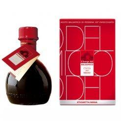 Vinaigre Balsamique de Modène IGP Etiquette rouge - Il Borgo del Balsamico - Pauline&Olivier