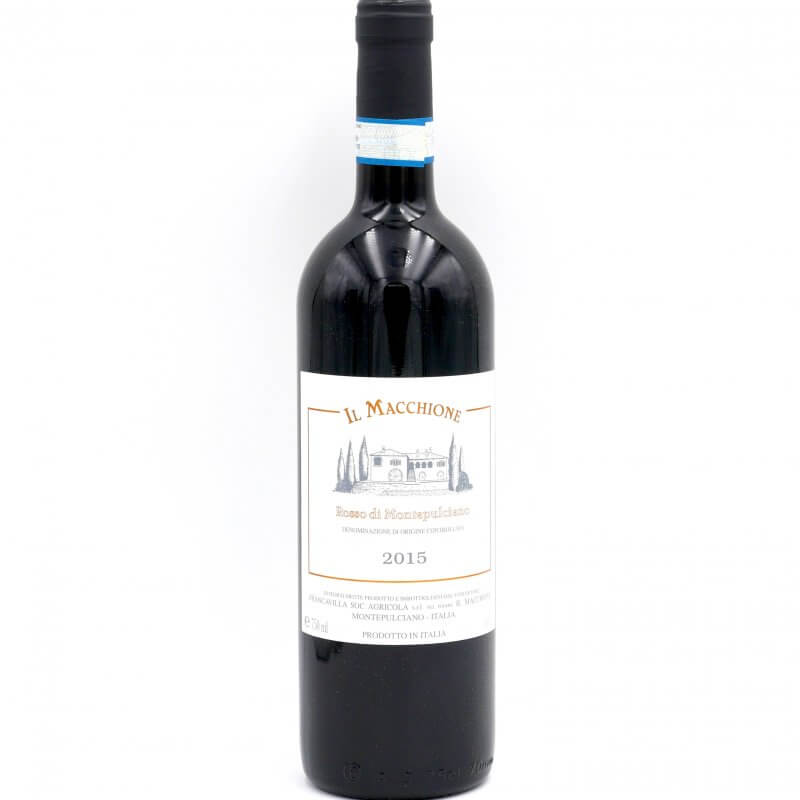 Vin rouge Vino Rosso di Montepulciano DOC 2015 - Il Macchione - Pauline&Olivier