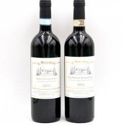 Vin rouge di Montepulciano DOC 2015 - Il Macchione - Pauline&Olivier