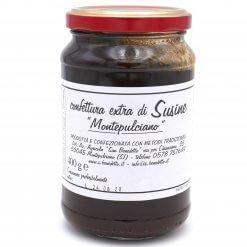 Confiture extra de prune bio - Agriturismo la Frateria di San Benedetto - Pauline&Olivier