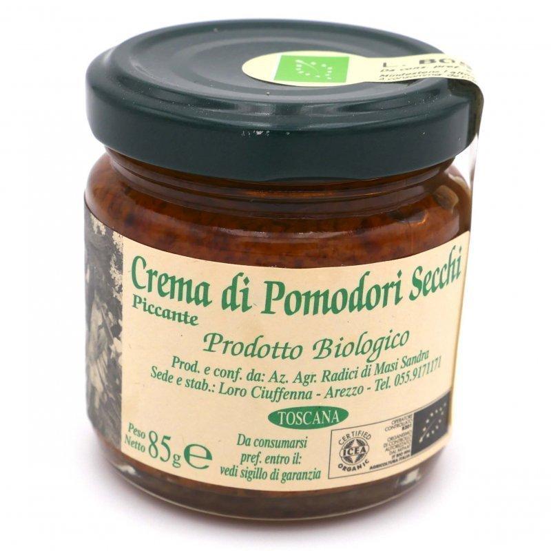 Crème de tomates séchées Bio - Azienda Agricola Radici - Pauline&Olivier