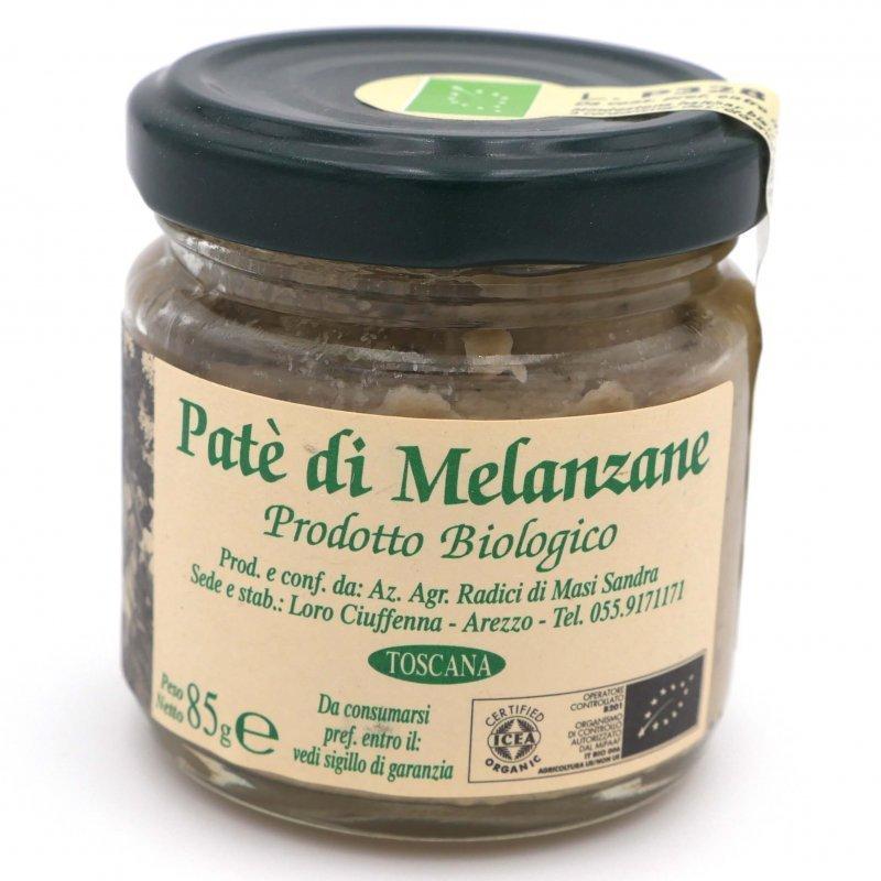 Crème d'aubergines Bio - Azienda Agricola Radici - Pauline&Olivier