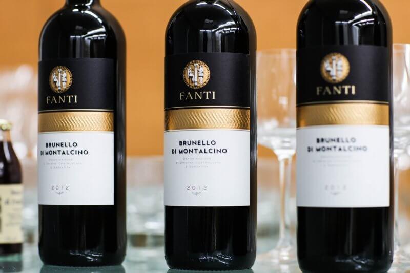 Brunello di Montalcino - aperitivo - Pauline&Olivier