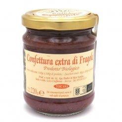 Confiture de fraise bio - Azienda agricola Radici - Pauline&Olivier