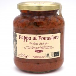 Sauce Pappa à la tomate bio - Azienda Agricola Radici - Pauline&Olivier