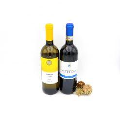 Coffret Vins Toscans - Pauline&Olivier