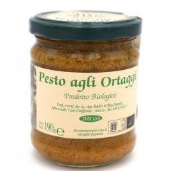 Pesto aux petits légumes - Azienda Agricola Radici - Pauline&Olivier