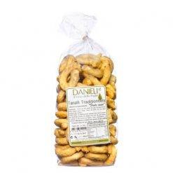 Taralli artisanaux nature - Danieli - Pauline&Olivier