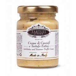 Crème d'artichaut à la truffe d'été - Tartufi Jimmy - Pauline&Olivier
