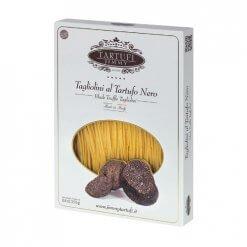 Tagliolini et truffe noire - Tartufi Jimmy - Pauline&Olivier