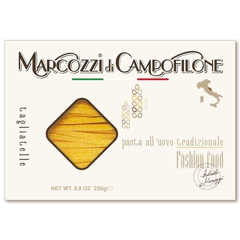 Tagliatelle aux oeufs frais - Marcozzi di Campofilone