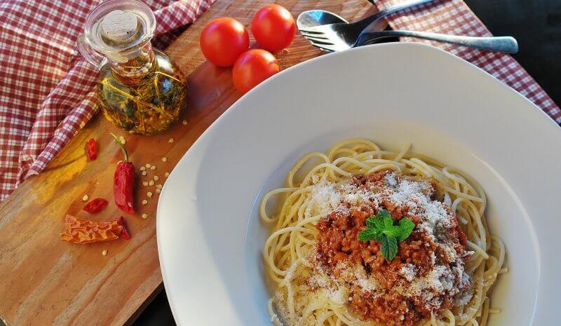 Pasta all'bolognese - Box Pasta - Pauline&Olivier