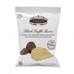 Chips à la truffe noire - Tartufi Jimmy - Pauline&Olivier
