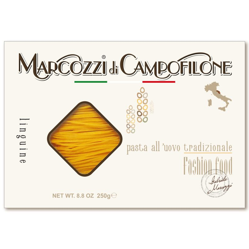 Linguine aux oeufs frais Marcozzi di Campofilone