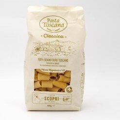 Rigatoni 89 -Pâtes au blé dur Toscan