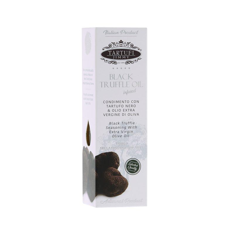 Huile d'olive extra vierge infusée à la truffe noire