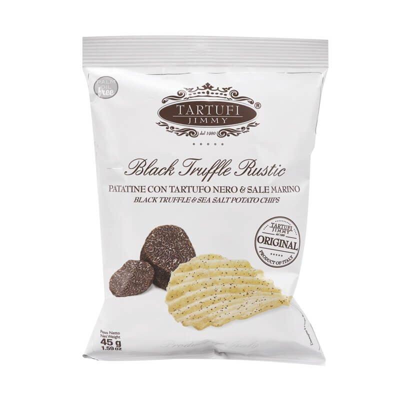 Chips à la Truffe Noire - Tartufi jimmy