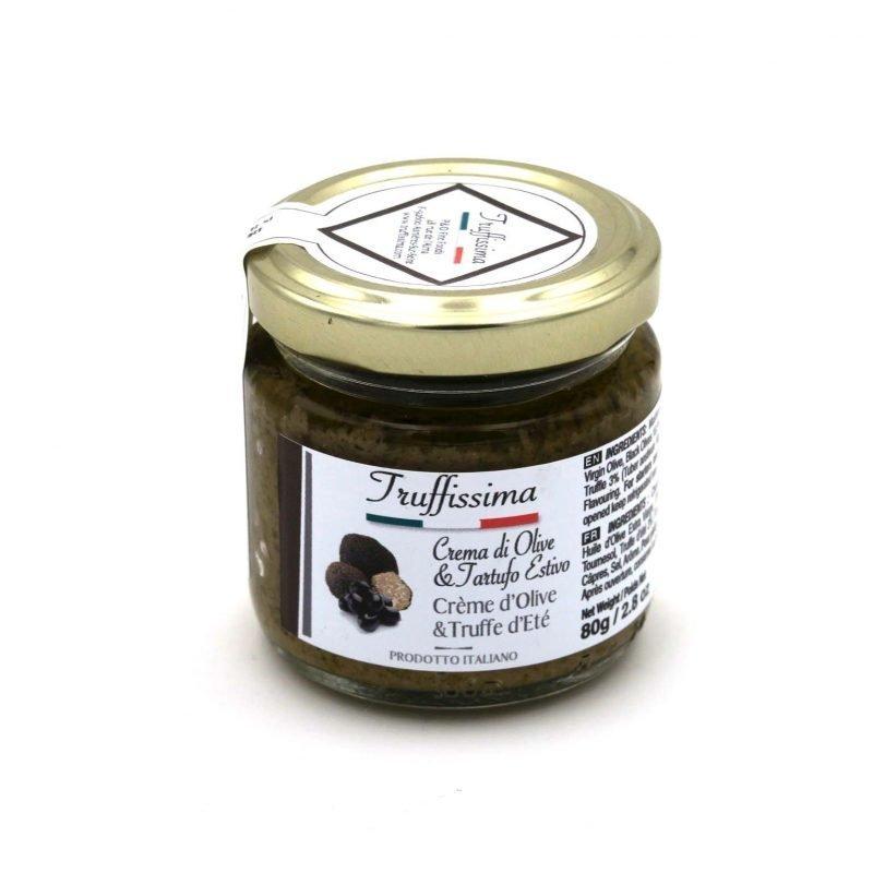 Crème d'olive à la truffe d'été Truffissima