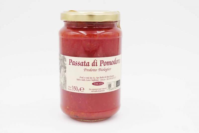 Passata Bio - Radici - Pauline&Olivier