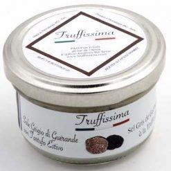 Sel gris de Guérande à la Truffe d'été - Truffissima