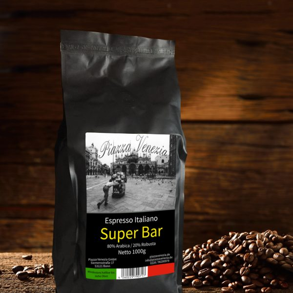 Café Grains Italiens - Super Bar - Selection Pauline&Olivier