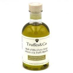 TC-HINFB100 Huile d'olive extra vierge infusée à la Truffe Blanche
