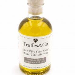 Huile d'Olive Extra Vierge Infusée à la Truffe Noire - Truffes&Co