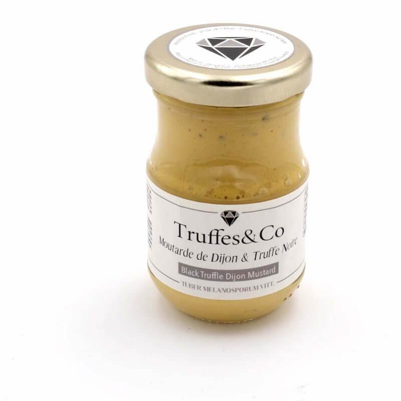 Moutarde de Dijon à la Truffe Noire - Turffes&Co