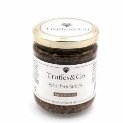 Salsa Tartufata 7% de Truffe - Truffes&Co
