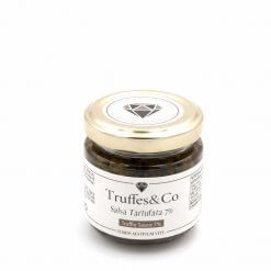 Salsa Tartufata 7% de Truffes 80g - Truffes&Co
