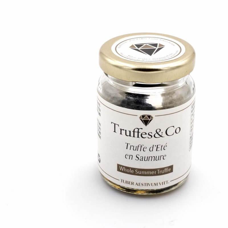 Truffe d'Eté Entière en Saumure - Truffes&Co