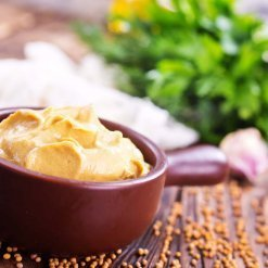 Moutarde de Dijon à la Truffe Noire - Truffes&Co