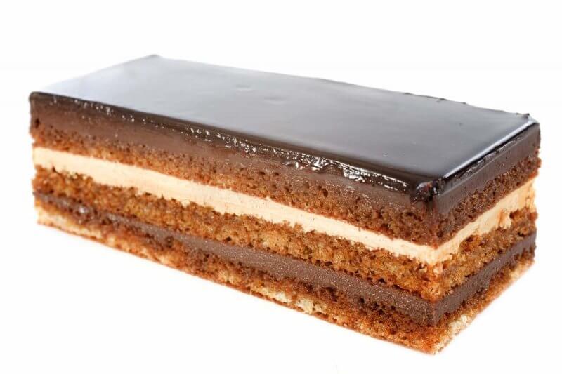Opéra Marron Chocolat - Recette Blog - Pauline&Olivier