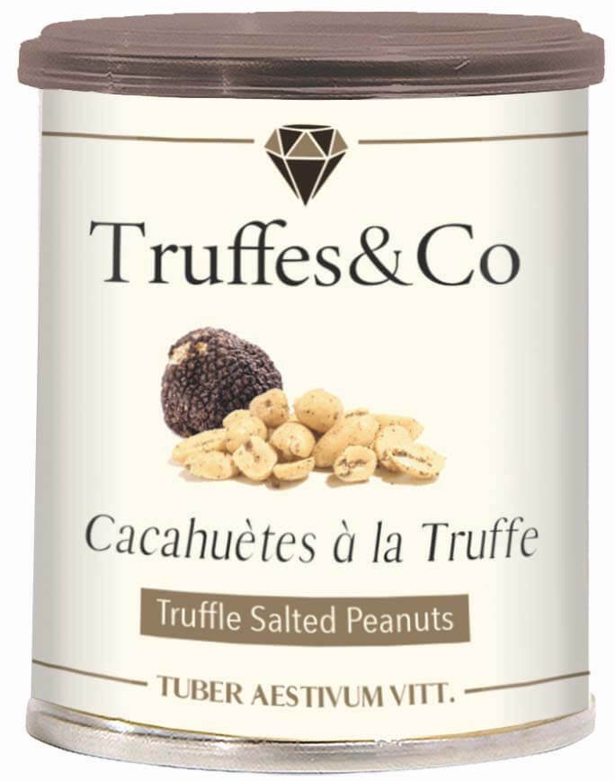 Cacahuètes salées à la Truffe - Truffes&Co