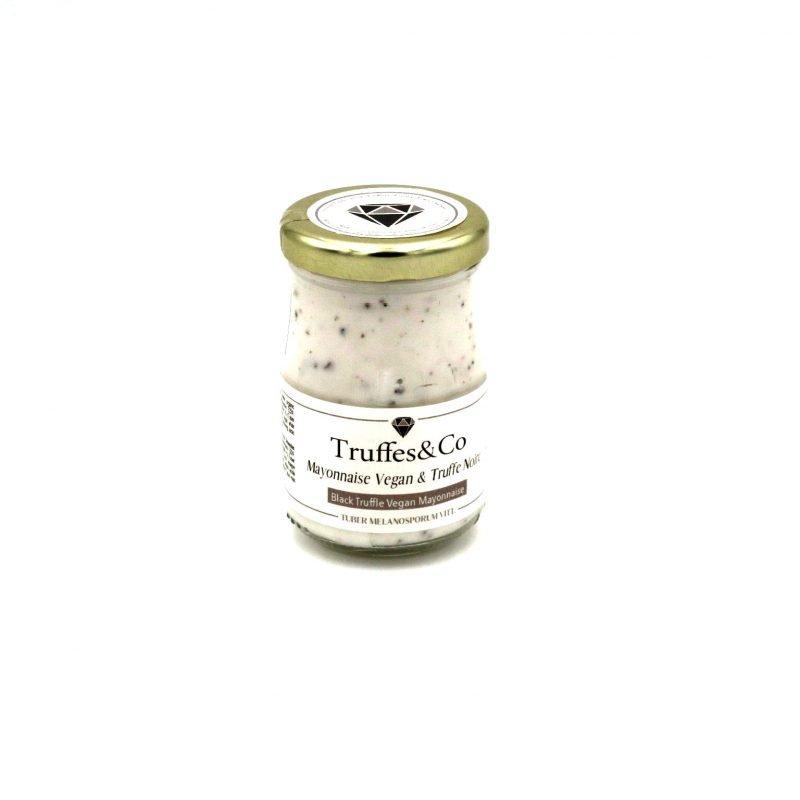 Mayonnaise Vegan à la Truffe Noire Truffes&Co