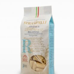 Pâtes Rigatoni d'Amatrice - Strampelli