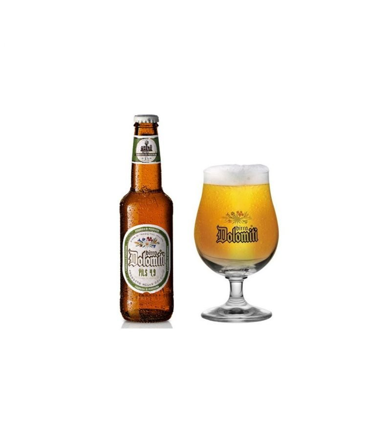 Birra Dolimiti - Bière Blonde artisanale - Pauline&Olivier