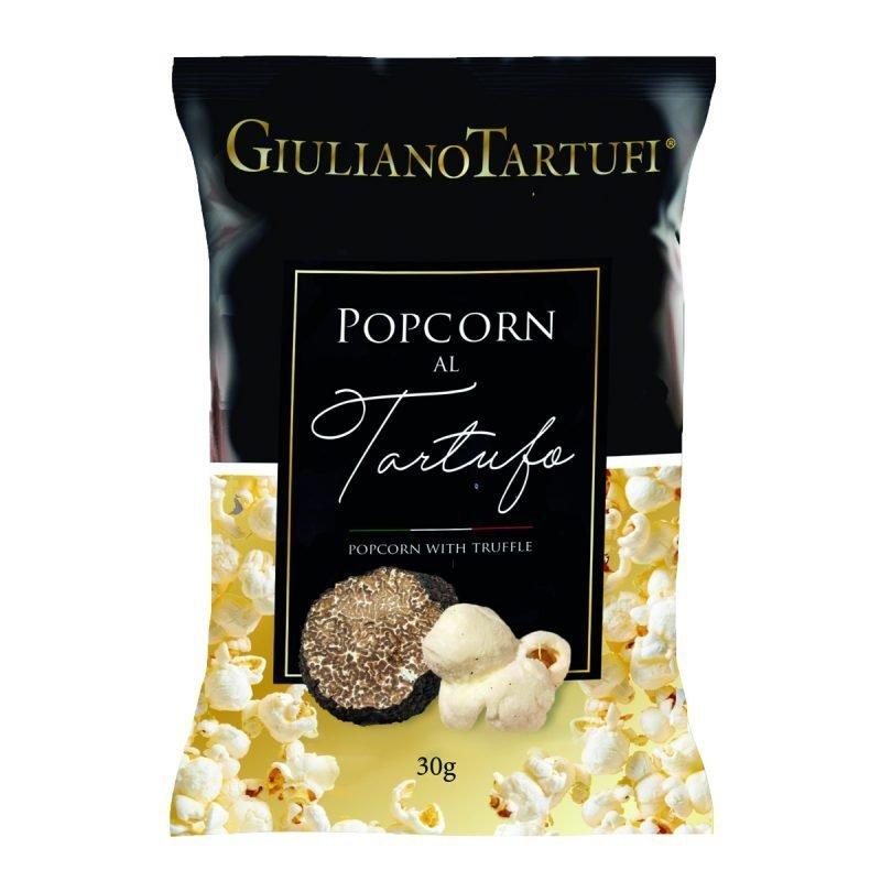 Popcorn à la Truffe Blanche - Giuliano Tartufi - Pauline&Olivier