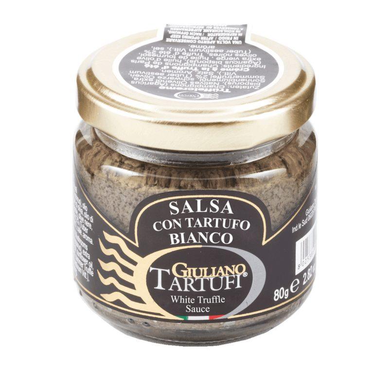 Sauce à la Truffe Blanche - STB80 - Giuliano Tartufi - Pauline&Olivier