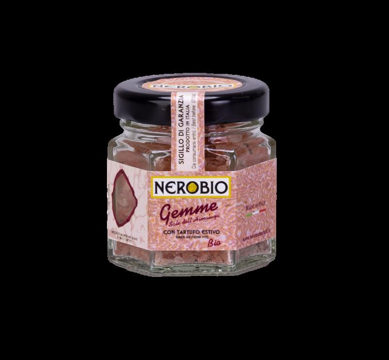 Sel rose de l'Himalaya à la truffe Bio by Nero Bio